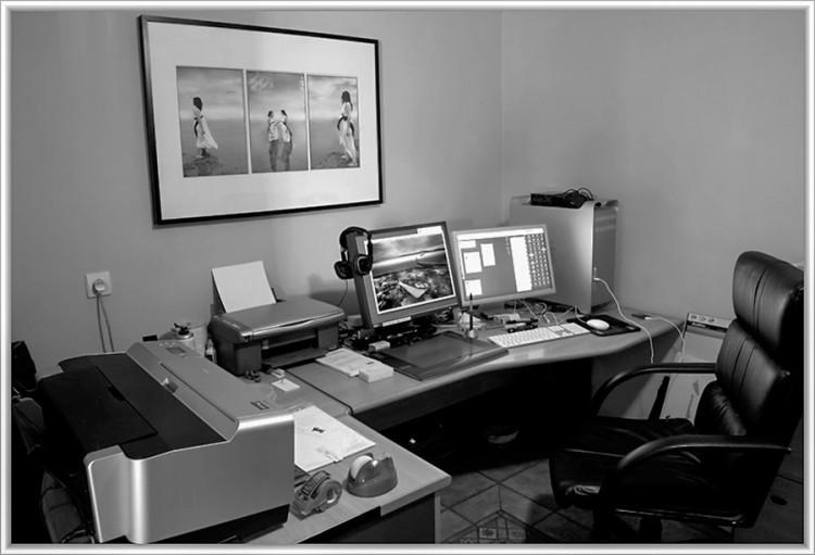poste de travail photoclub de vienne 38200. Black Bedroom Furniture Sets. Home Design Ideas