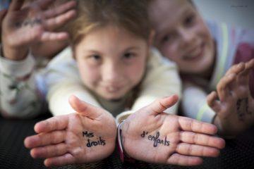 Anniversaire Convention des droits de l 'Enfant