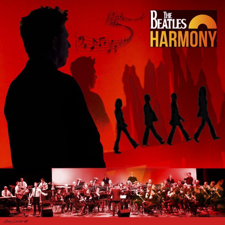 Montage Beatles Harmony